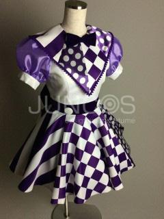 ムラサキのアイドル衣装 パチモン