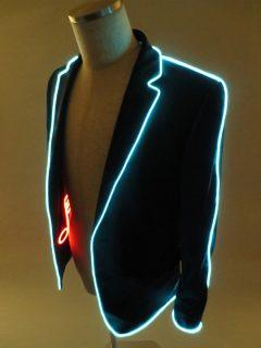 LEDジャケット