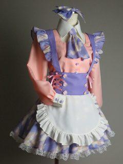 クレスプキュール☆メイド衣装