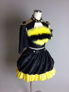 蜂蜜★皇帝(はちみつエンペラー)の夏衣装