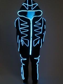 LED衣装セットアップ