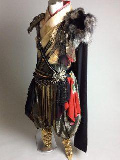 アジアの海賊 造形衣装