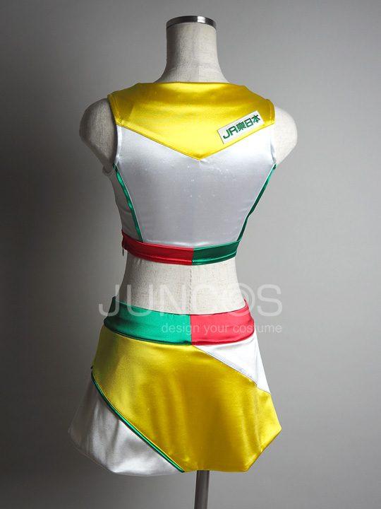 ジェットスフィーン衣装