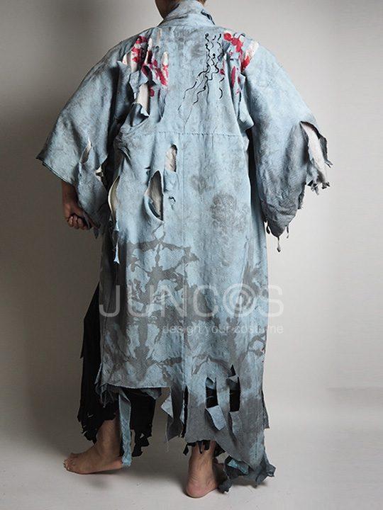 スリラー和風衣装