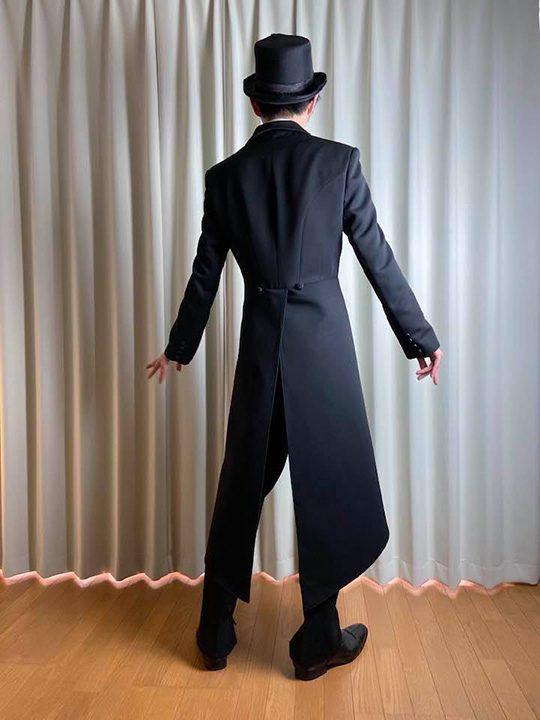 マジシャンタキシードスーツ